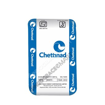 Chettinad Cements OPC(Paper Bag)