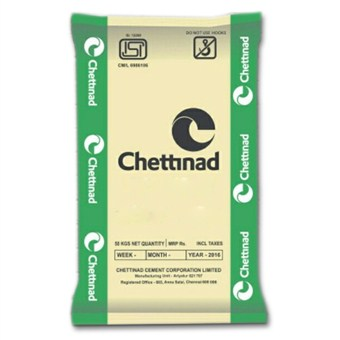 Chettinad Cements OPC(polythene  Bag)