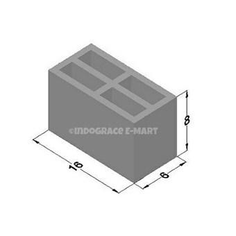 6 Inch Hollow Bricks (16x8x6)