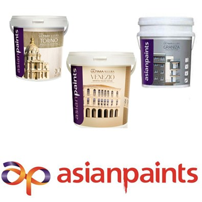 Asian Paints Exterior Ultima Allura