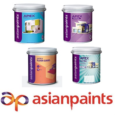 Asian Paints Exterior Apex