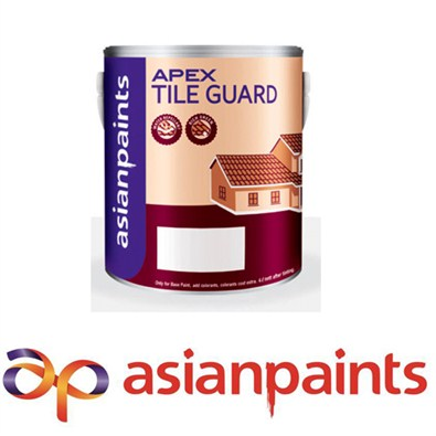 Asian Paints Exterior Apex Tile Guard