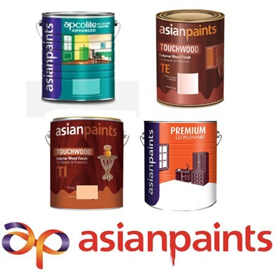Asian Paints Wood Finishes (Exteriors)