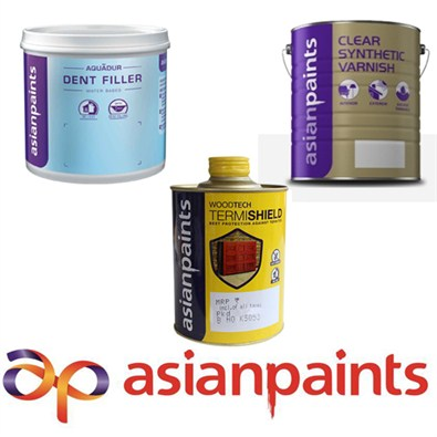 Asian Paints Wood Finishes (Ancillaries)