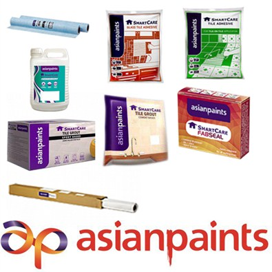 Asian Paints All Waterproofing Solutions