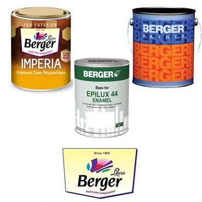 Berger Paints Protective Coating