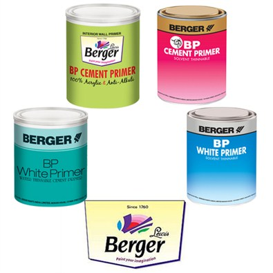 Berger Paints Primer