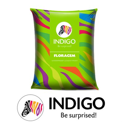 Indigo Paints  Floracem Silver Series