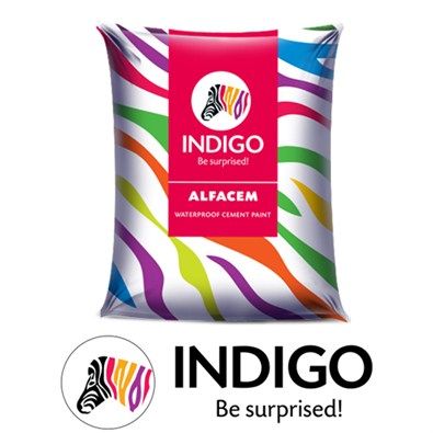 Indigo Paints  Alfacem Bronze Series