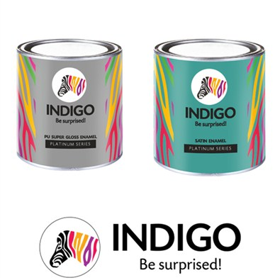 Indigo Platinum Series Enamel (Wood/Metal)