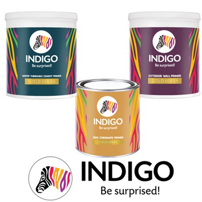 Indigo Paints Primer Gold Series  (Undercoats)