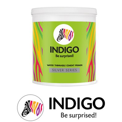 Indigo Paints Primer Silver Series  (Undercoats)