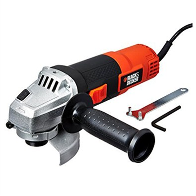 BLACK+DECKER -Small Angle Grinder 100 mm (G720R)