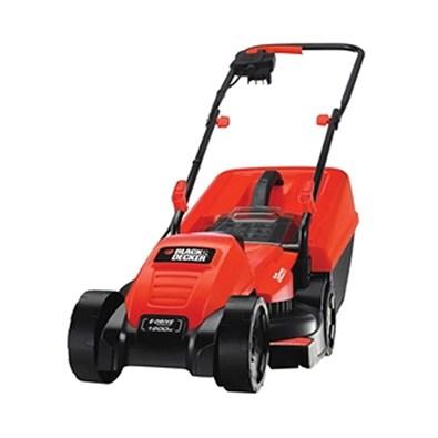 BLACK+DECKER -Electric Lawnmower (EMAX32S-GB)