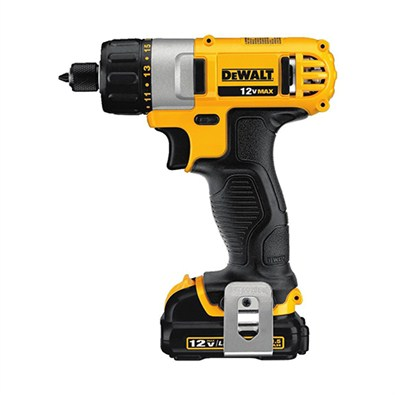 DEWALT -Screwdrivers (DCF 610 S2)