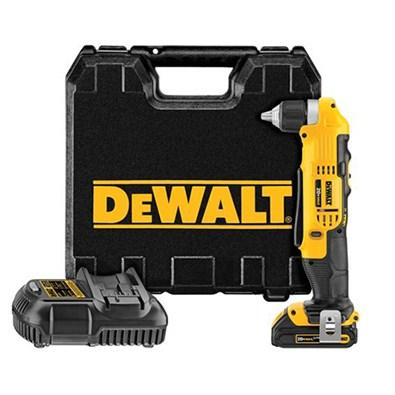 DEWALT -Right angle Drilldrivers   (DCD740C1)