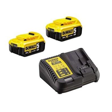 DEWALT - XR Charger  Battery (DCB115P2)