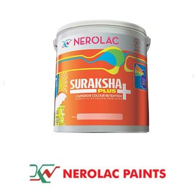 Nerolac Exterior Paint Popular Range