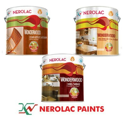 Nerolac Wooden Finishes