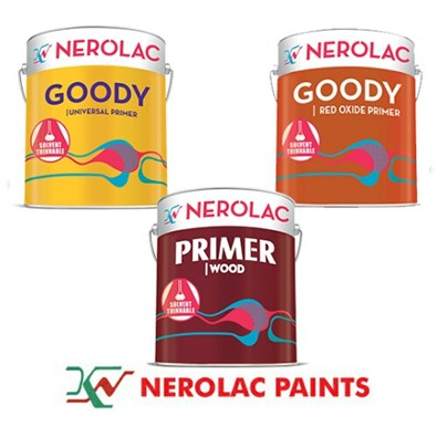Nerolac Ancillary Paints Primer