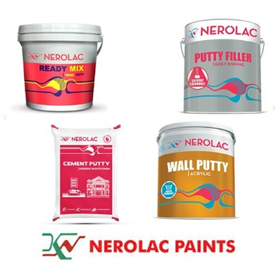 Nerolac Ancillary Paints Wall Putty