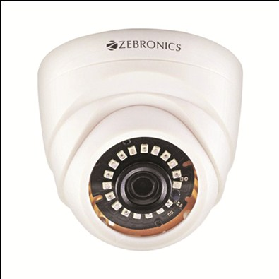 Zebronics CCTV (ZEB-AH1.3PD18L20M   (3.6 MM LENS))