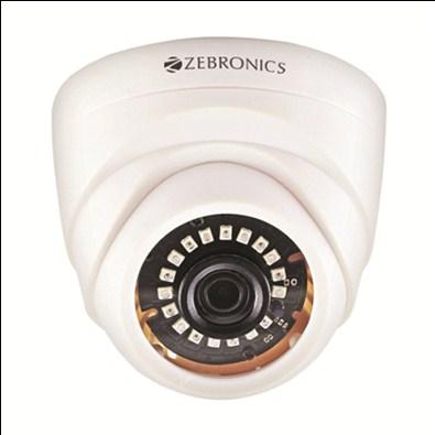 Zebronics CCTV (ZEB-AHF1.3PD18L20M  (3.6 MM LENS))