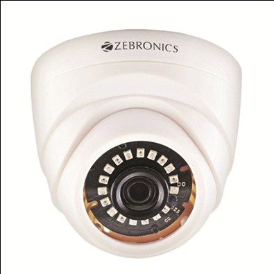 Zebronics  HDCVI Camera (ZEB-HD1.3PD18L20M (3.6 MM LENS))