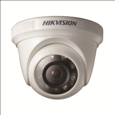 Hikvision HD Cameras 1 MP Dome (DS-2CE56C0T-IRP)