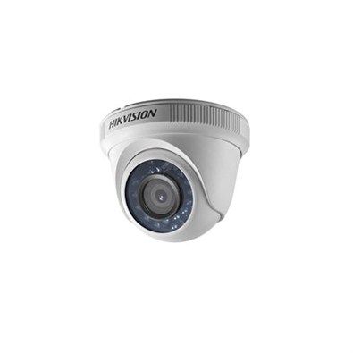 Hikvision  Dot HD 1080P 2 MP Dome Economic HD Cameras (DS-2CE56D0T-IRP)
