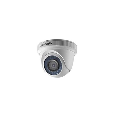 Hikvision  Dot HD 1080P 2 MP Dome Economic HD Camera (DS-2CE56D0T-IR)