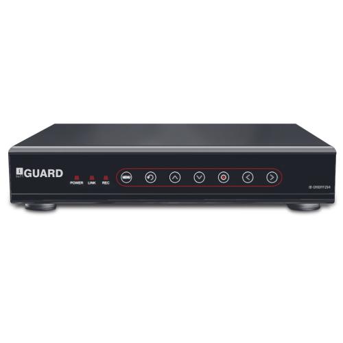iBall HD Hybrid DVR's - Premium Series (16-CH HD Smart Hybrid DVR iB-DHDFF264LQ)