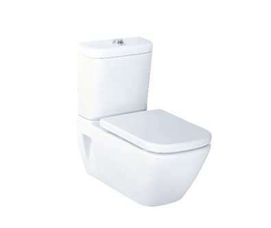 Parryware Verve  Wall Hung With Cistern Set(C0269/C0762)