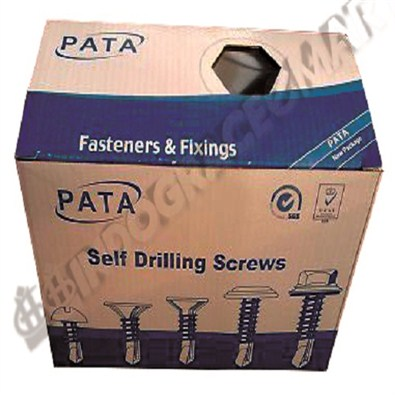 CSK Self Drilling Screw 13mm ( 1000 Pieces/Box)