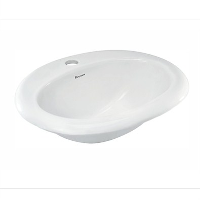 Parryware Counter Top Basin Mini Oval (C0438)