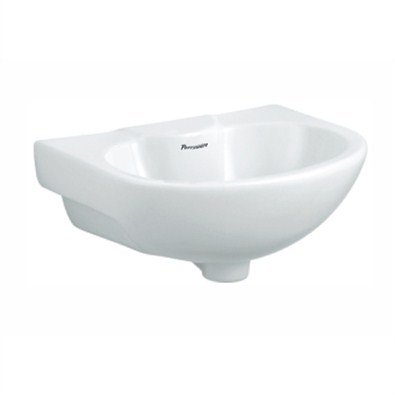 Parryware Wall Hung Basin Tapti C0490(CTH)