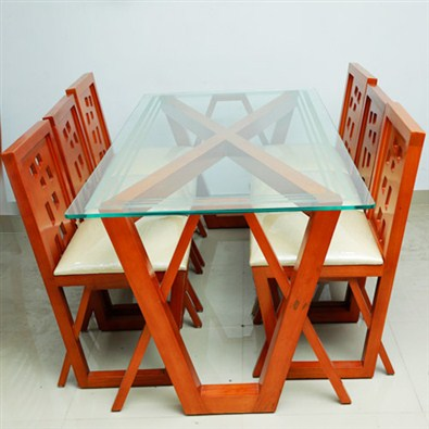 Luxury Dining Table With Chairs