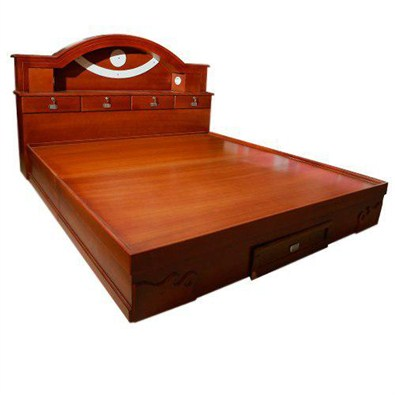 Wooden Cot-Queen Size(IG-5)