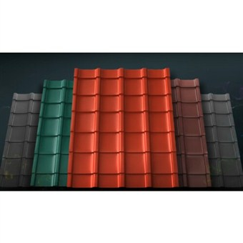 Oralium Grantile Roofing Sheet 0.71mm Thick (Per Sq.ft)