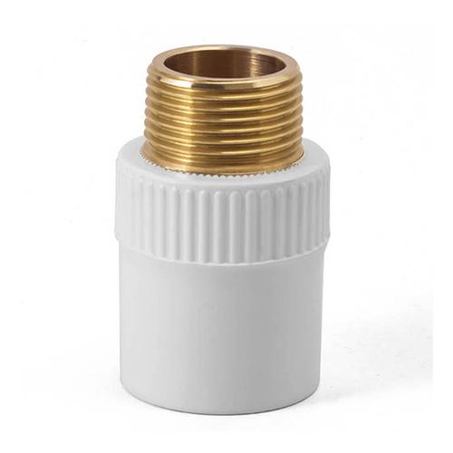 Kelachandra PVC Pipe Fitting MTA (25 mm)