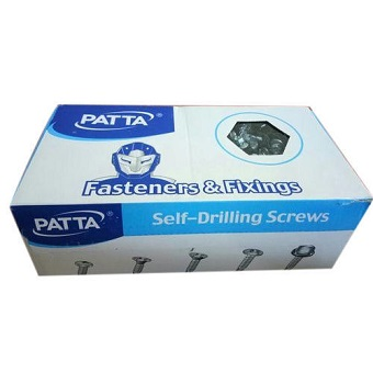 Patta Self Drilling Screws 55 mm(1 Case- 2000 Pieces)