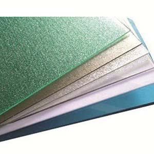 Lotus Polycarbonate Sheets (Solid Diamond)