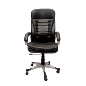 VJ Interior Executive Chair Black 21 x 23 x 48 Inch VJ-25-EXECUTIVE-HB