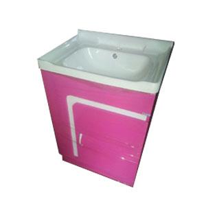 3g Full Set Single Door Wash Basin with Cabinet