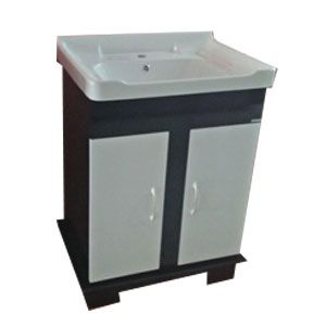 Indograce Emart 3g Full Set Wash Basin With Cabinet