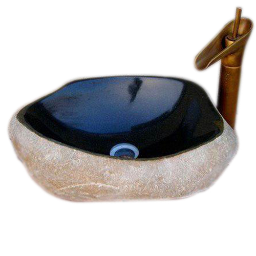Black Granite - Wash Basin (IG 1201)