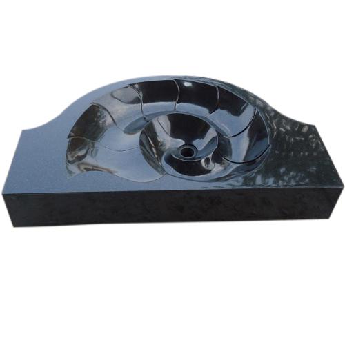 Black Granite - Wash Basin (IG 1204)