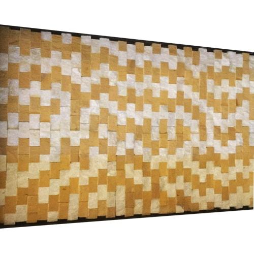 J Yellow & White Mosaic (IG 1157)