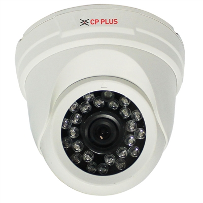 CP Plus IR Dome Performance Range 1Mp VCG Series (CP-VCG-D10L2V1-0280 )