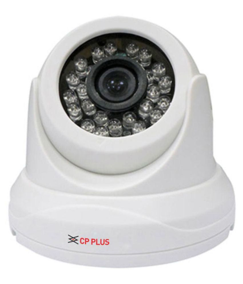 CP Plus IR Dome Performance Range 1.3Mp VCG Series (CP-VCG-D13L2-J)